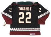 RICK TOCCHET Phoenix Coyotes 1998 CCM Vintage Throwback NHL Hockey Jersey