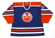 WAYNE GRETZKY Edmonton Oilers 1978 WHA Throwback Hockey Jersey