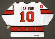 "GUY LAFLEUR 1980 CCM Vintage Throwback NHL ""All Star"" Hockey Jersey"