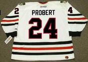 BOB PROBERT Chicago Blackhawks 1996 CCM Throwback Home NHL Hockey Jersey
