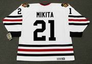 STAN MIKITA Chicago Blackhawks 1967 CCM Vintage Throwback NHL Hockey Jersey