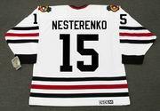 ERIC NESTERENKO Chicago Blackhawks 1967 CCM Vintage Throwback NHL Hockey Jersey