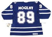 ALEXANDER MOGILNY Toronto Maple Leafs 2002 CCM Vintage Home NHL Hockey Jersey