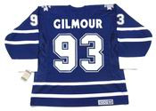 DOUG GILMOUR Toronto Maple Leafs 2003 CCM Vintage Home NHL Hockey Jersey