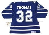 STEVE THOMAS Toronto Maple Leafs 2001 CCM Vintage Throwback NHL Hockey Jersey