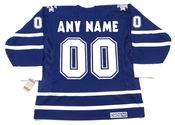 "TORONTO MAPLE LEAFS 2002 CCM Vintage Hockey Jersey Customized ""Any Name & Number(s)"""