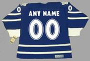 "TORONTO MAPLE LEAFS 1998 CCM Vintage Hockey Jersey Customized ""Any Name & Number(s)"""