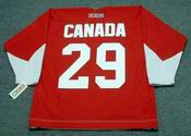 KEN DRYDEN Team Canada 1972 CCM Throwback Hockey Jersey