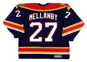 SCOTT MELLANBY Florida Panthers 1999 CCM Vintage Throwback NHL Hockey Jersey