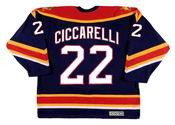 DINO CICCARELLI Florida Panthers 1998 CCM Vintage Throwback NHL Hockey Jersey