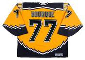 RAYMOND BOURQUE Boston Bruins 1996 CCM Throwback NHL Hockey Jersey