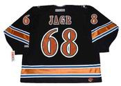 JAROMIR JAGR Washington Capitals 2003 CCM Vintage Home NHL Hockey Jersey