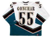 SERGEI GONCHAR Washington Capitals 1998 CCM Vintage Home NHL Hockey Jersey