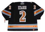KEN KLEE Washington Capitals 1998 CCM Vintage Away NHL Hockey Jersey