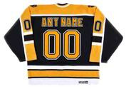 "BOSTON BRUINS 2002 CCM Vintage Away Jersey Customized ""Any Name & Number(s)"""