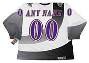 "LOS ANGELES KINGS 1995 CCM Vintage Jersey Customized ""Any Name & Number(s)"""