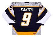 PAUL KARIYA Nashville Predators 2006 CCM Throwback NHL Hockey Jersey