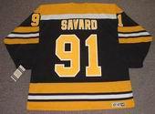 MARC SAVARD Boston Bruins 2006 CCM Vintage Throwback Home NHL Hockey Jersey