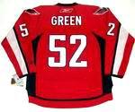 MIKE GREEN Washington Capitals REEBOK Premier Home NHL Hockey Jersey