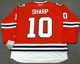 PATRICK SHARP Chicago Blackhawks Reebok Premier Home NHL Hockey Jersey