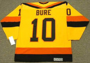 PAVEL BURE Vancouver Canucks CCM Vintage Throwback Home NHL Hockey Jersey