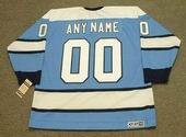 "PITTSBURGH PENGUINS 1960's CCM Vintage Jersey Customized ""Any Name & Number(s)"""