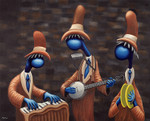 Blue Band Trio