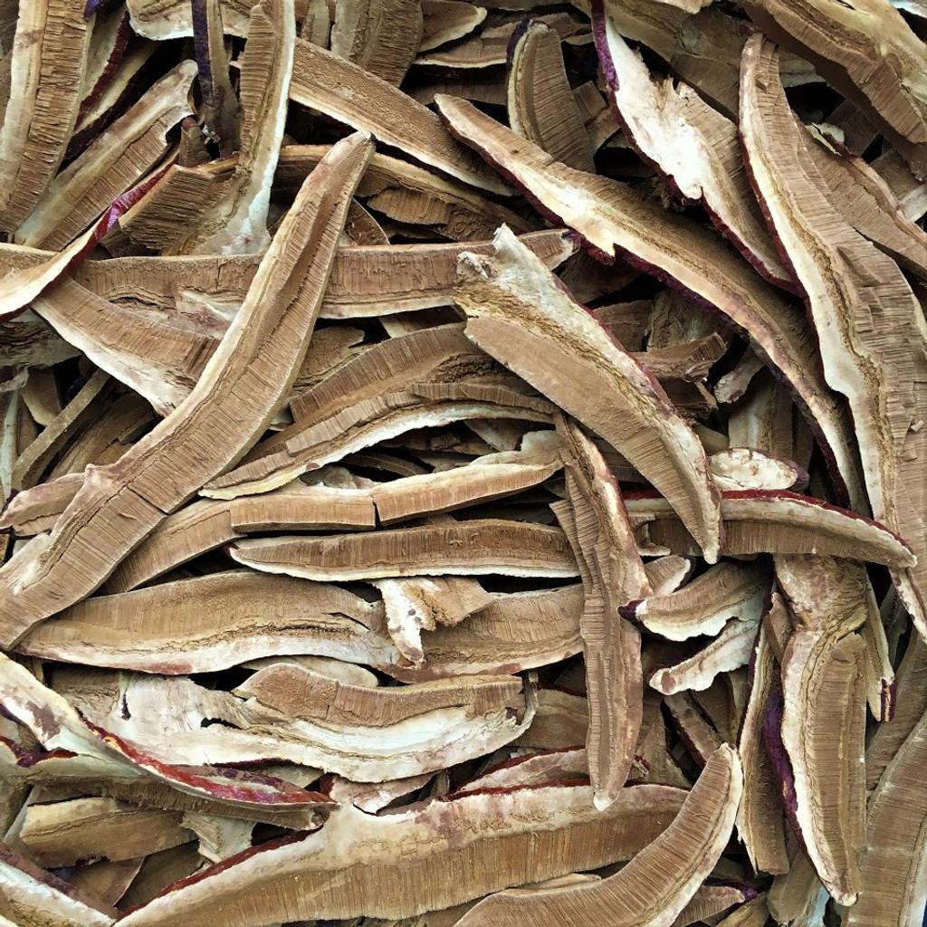 ORGANIC REISHI MUSHROOM, dried, slices