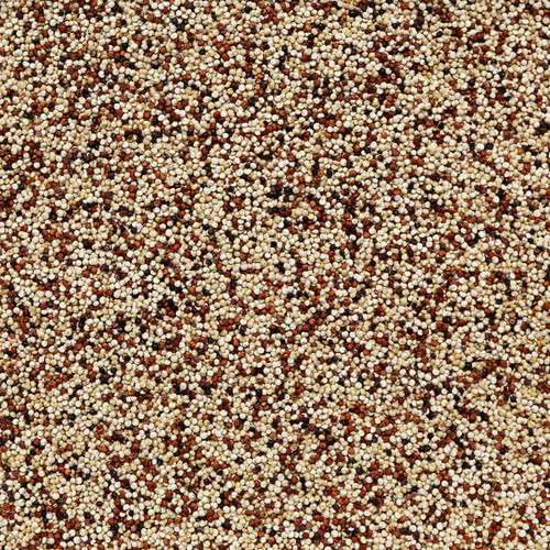 ORGANIC QUINOA, tri-color (white, black, red)