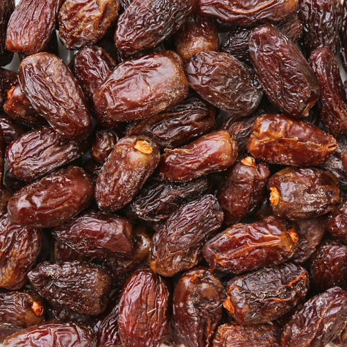 ORGANIC DATES, Medjool, whole, jumbo