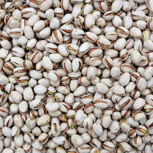 ORGANIC PISTACHIOS, split shell, raw
