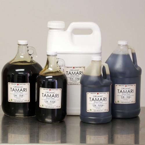 ORGANIC TAMARI, Gluten Free, Gold Label