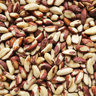 ORGANIC BRAZIL NUTS, raw, whole