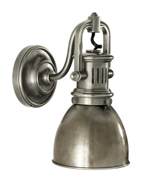 Antique Nickel Finish | Antique Nickel Shade