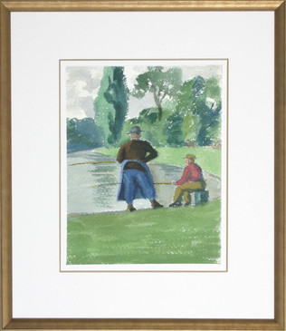 French Fisherman