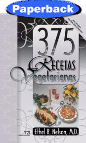 375 Recetas Vegetarianas / Nelson, Ethel R, MD / Paperback