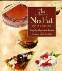 (Almost) No Fat Cookbook, The / Grogan, Bryanna