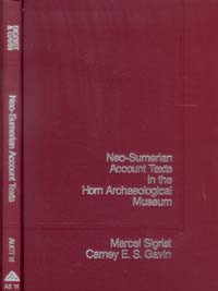 Assyriological--VI/Neo-Sumerian / Sigrist, Marcel; Gavin, Carney / Closeout