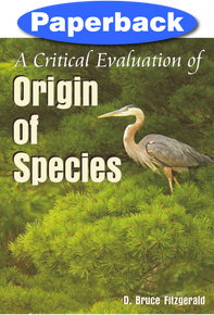 Critical Evaluation of Origin of Species, A / Fitzgerald, D Bruce
