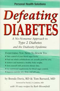 Defeating Diabetes / Davis, Brenda; Barnard, Tom