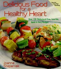 Delicious Food for a Healthy Heart / Stepaniak, Joanne