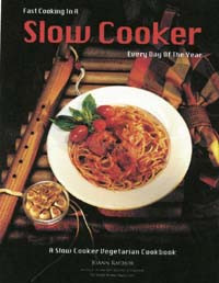 Fast Cooking in a Slow Cooker / Rachor, JoAnn