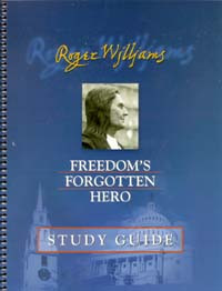 Freedom's Forgotten Hero Study Guide / Closeout