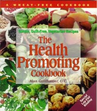 Health Promoting Cookbook, The / Goldhamer, Alan
