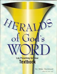 Heralds of God's Word / Stickland, Mike