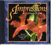 Impressions / Simeon; John / Closeout
