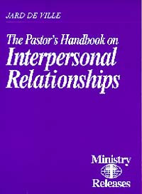Ministry Releases #3--Interpersonal Relations / DeVille, Jard