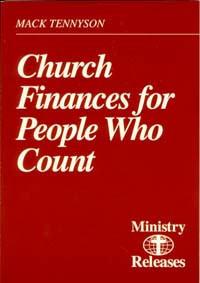 Ministry Releases #14--Church Finances / Tennyson, Mack