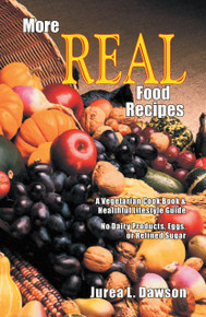 More Real Food Recipes / Dawson, Jurea  / Spiral Plastic