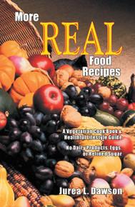More Real Food Recipes / Dawson, Jurea  / Spiral Plastic